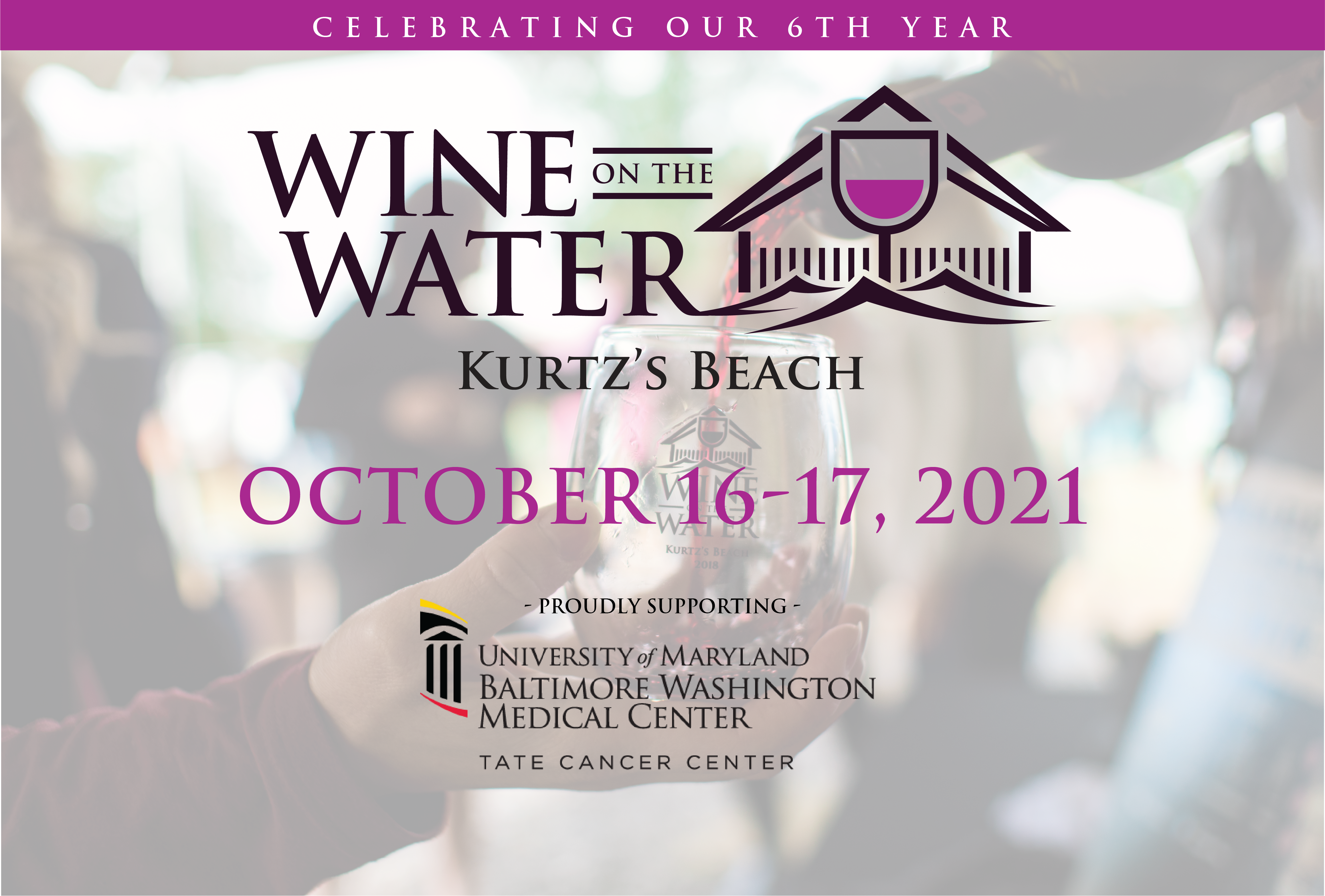 Wine On The Water 2021
